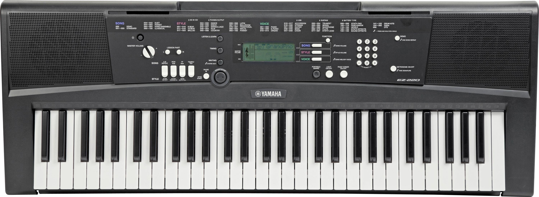 Yamaha Ez  Song List