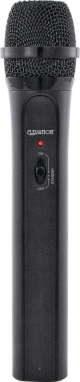 Elevation Elevation - Wireless Microphone - Black