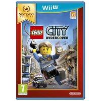 LEGO - City Undercover - Wii U - Game