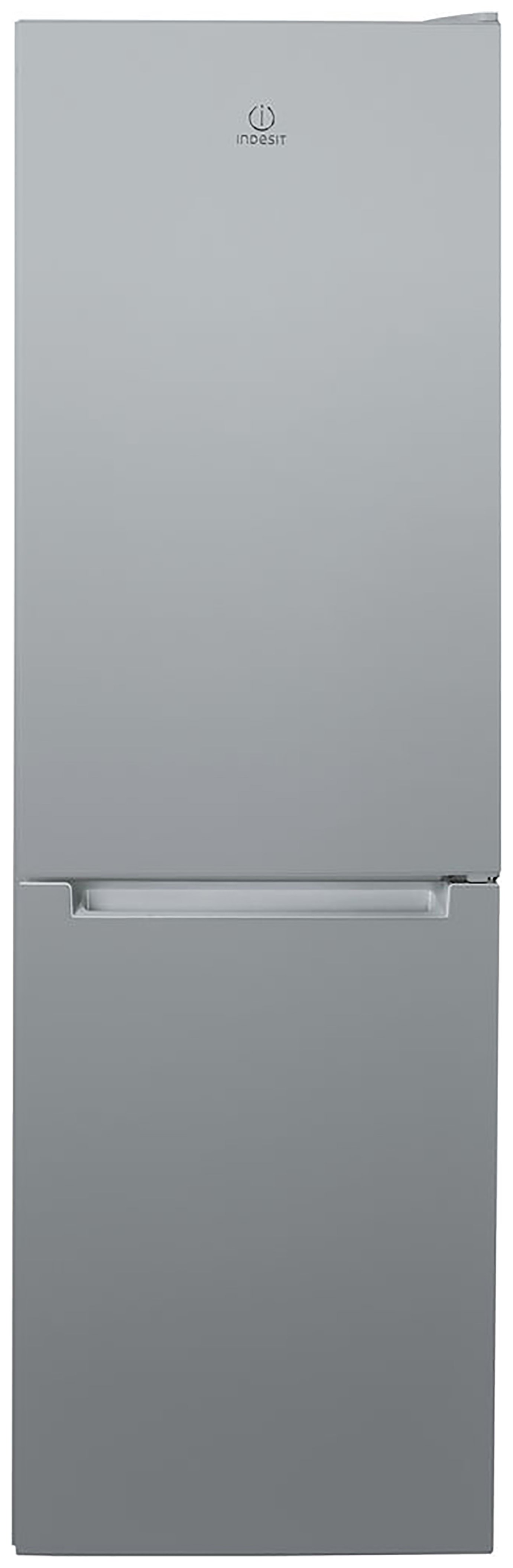 Indesit LR8S1S Fridge Freezer - Silver