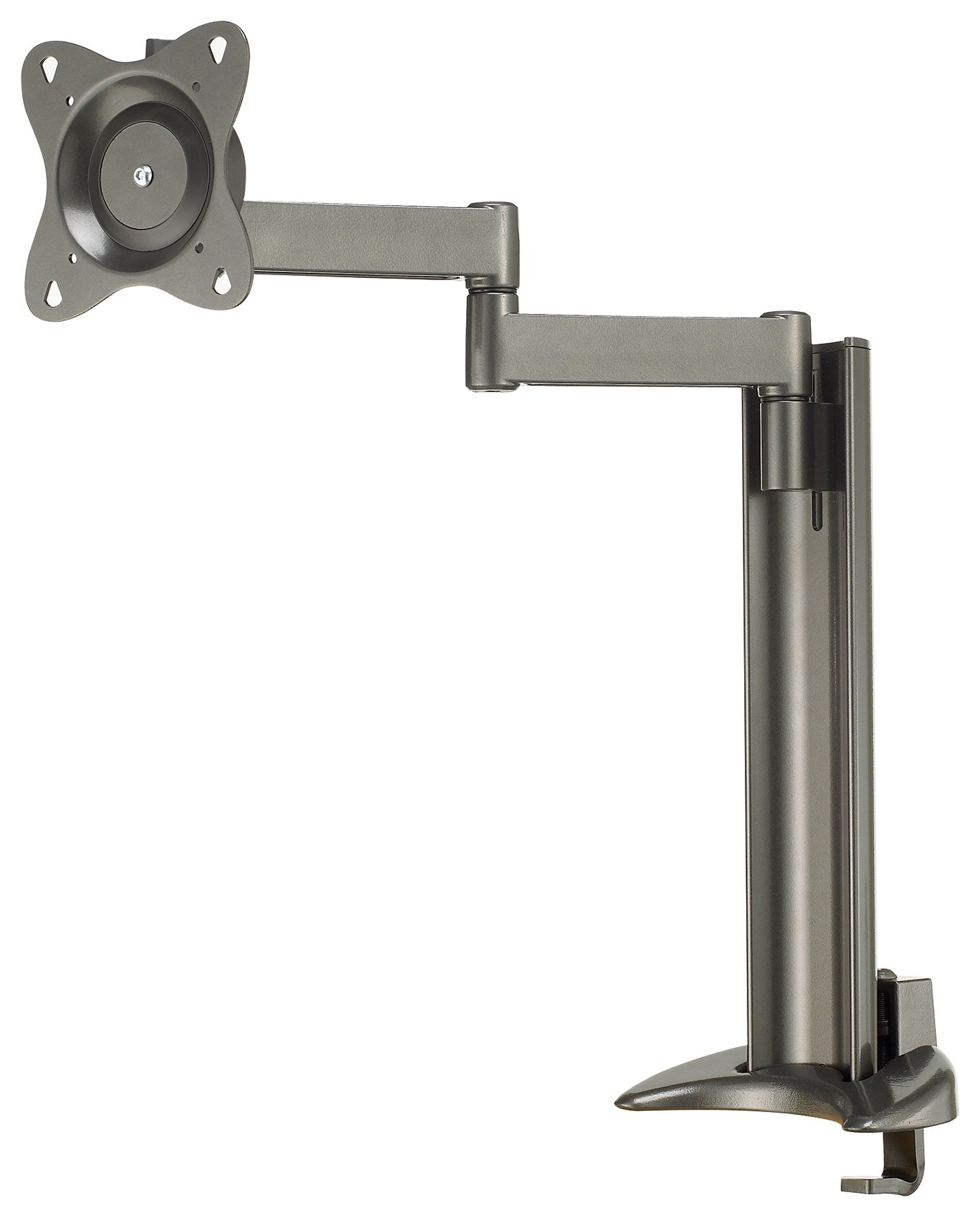 Sanus premium Sanus MD115 Full Motion Desk Mount Up To 30 Inch Monitors.