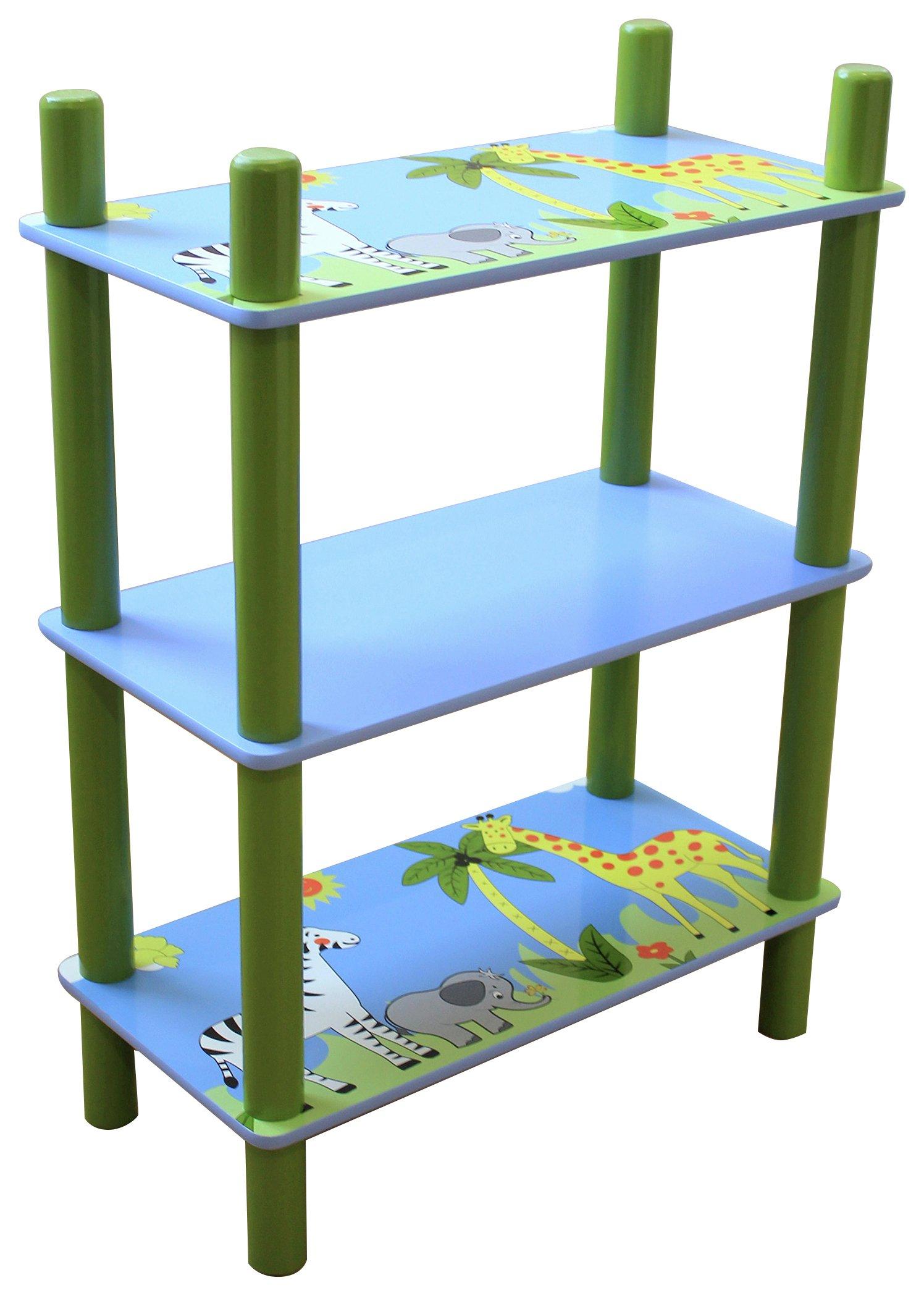Image of Liberty House Safari Storage Shelves.