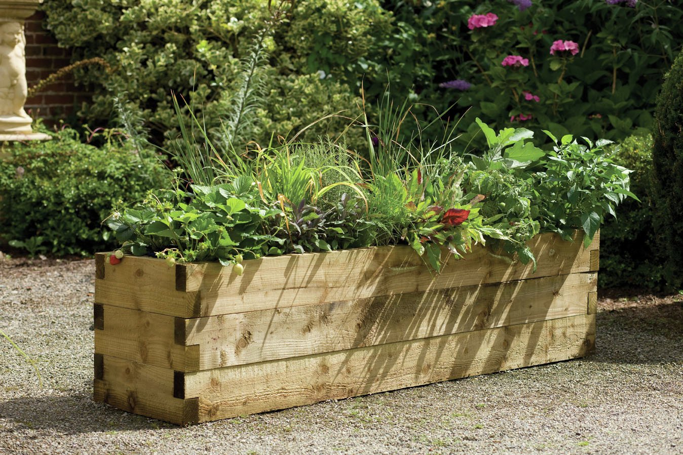 Forest Caledonian Trough Planter. lowest price