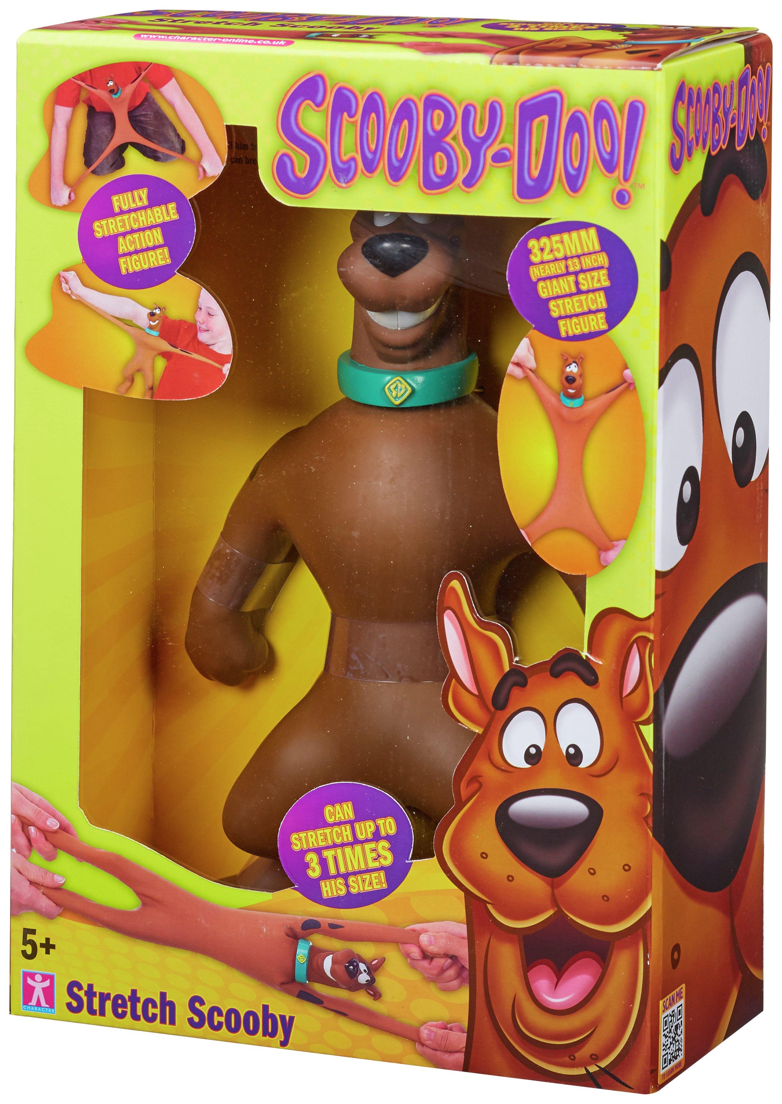 Scooby Doo Stretch Scooby