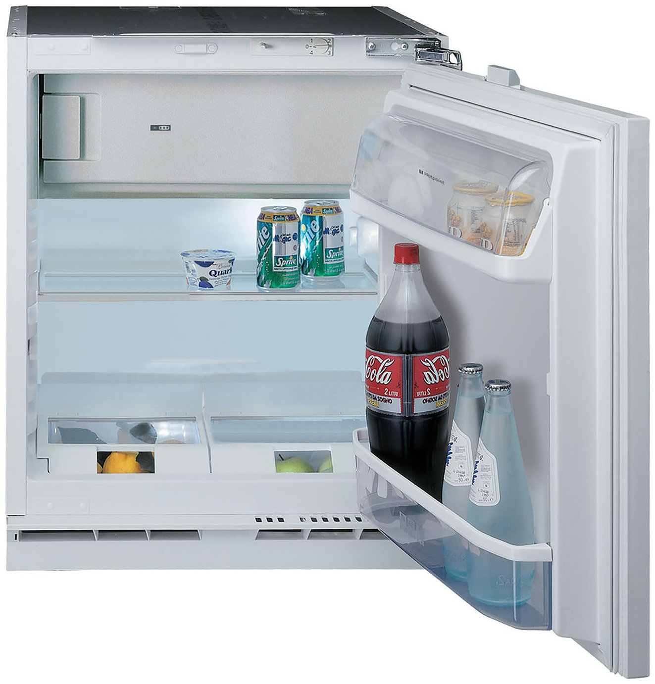 Hotpoint HF A1 Built-In Fridge - White.