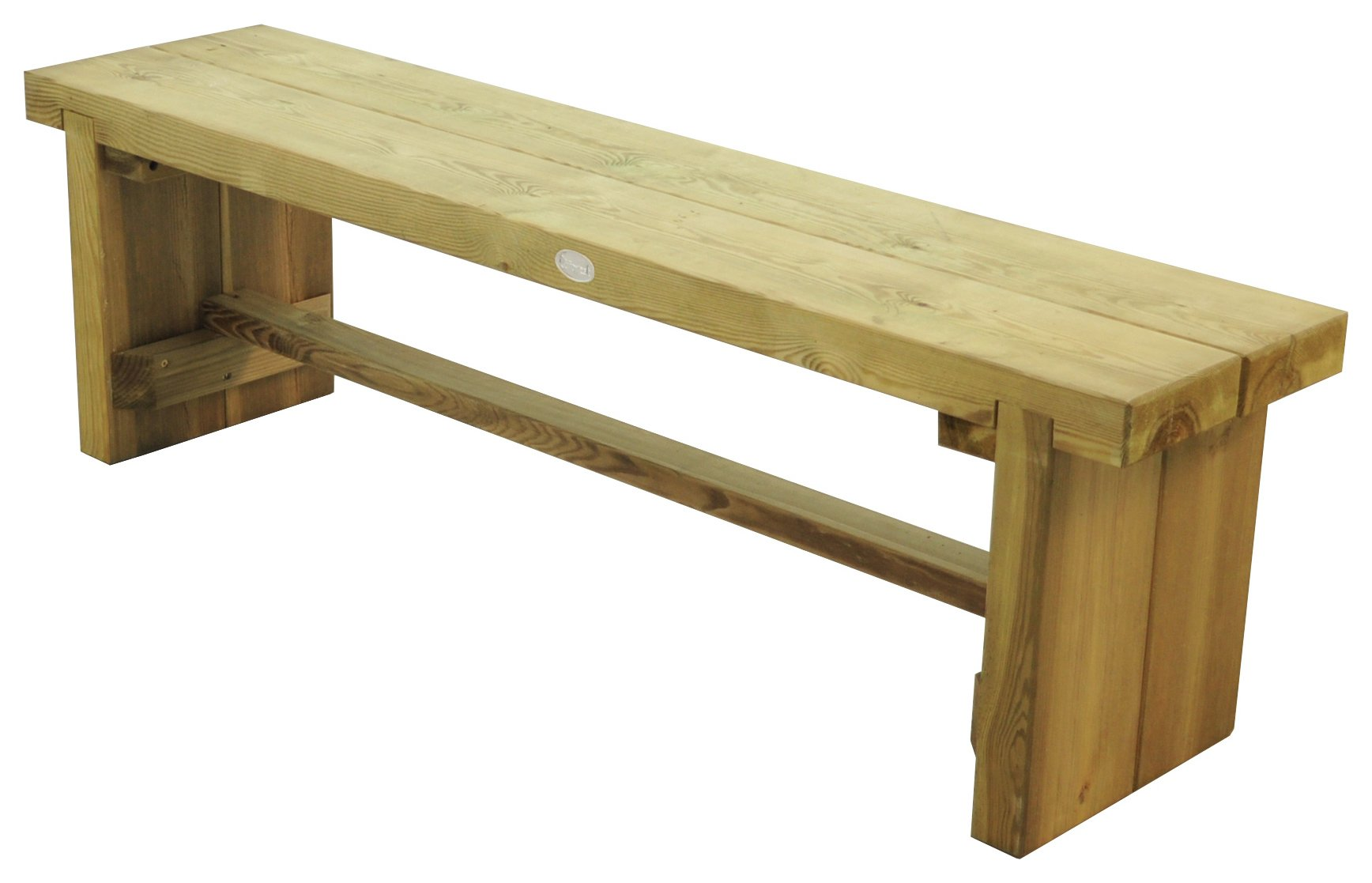 Image of Forest 1.5m Double Sleeper Bench.