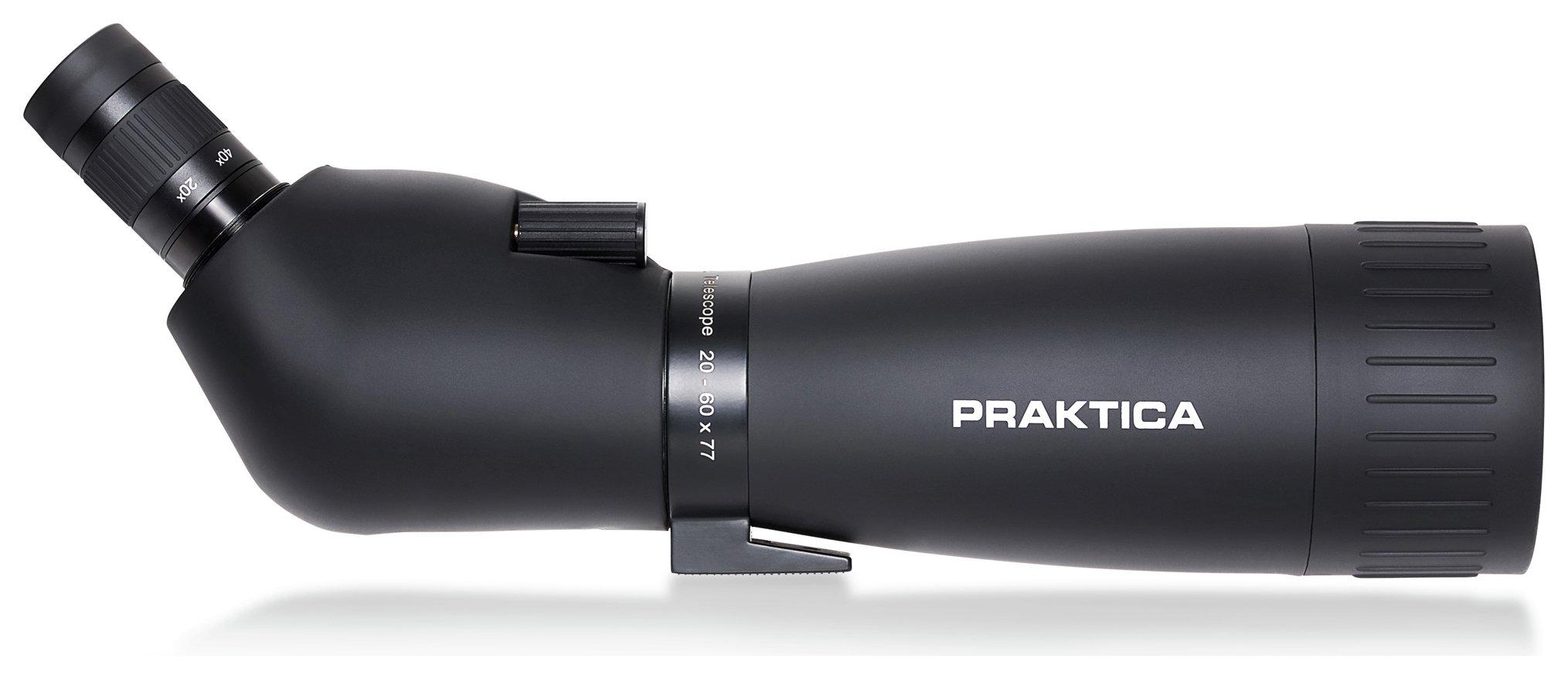 Praktica - Waterproof Spotting Scope 20-60x77mm