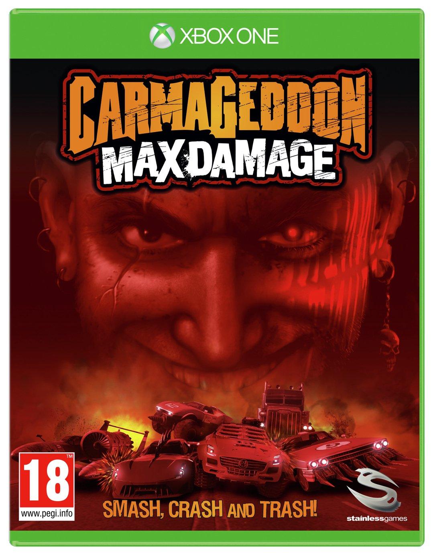 Carmageddon: Max Damage Xbox One Game