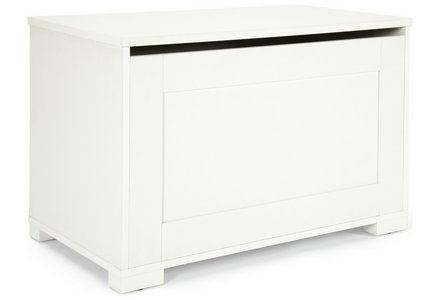 Mamas & Papas Harrow Furniture Storage Box and Shelf - White
