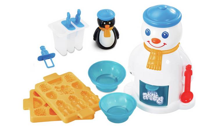 Cool Create Mr Frosty The Ice Crunchy Maker