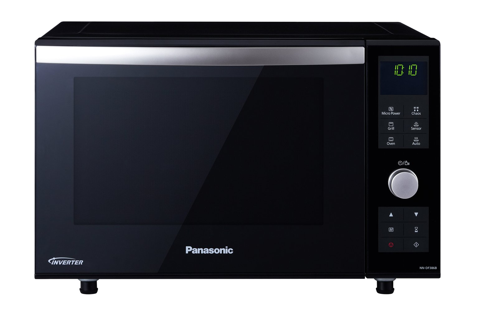 Panasonic NN-DF386BBPQ 3-in-1 Combination Microwave Oven, 1000 W, 23 Litre, Black Best Price and Cheapest