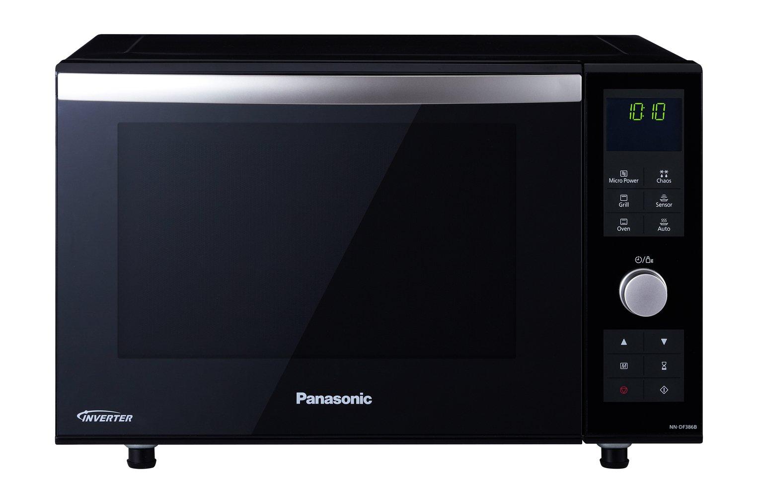 play video - Panasonic Microwave Inverter