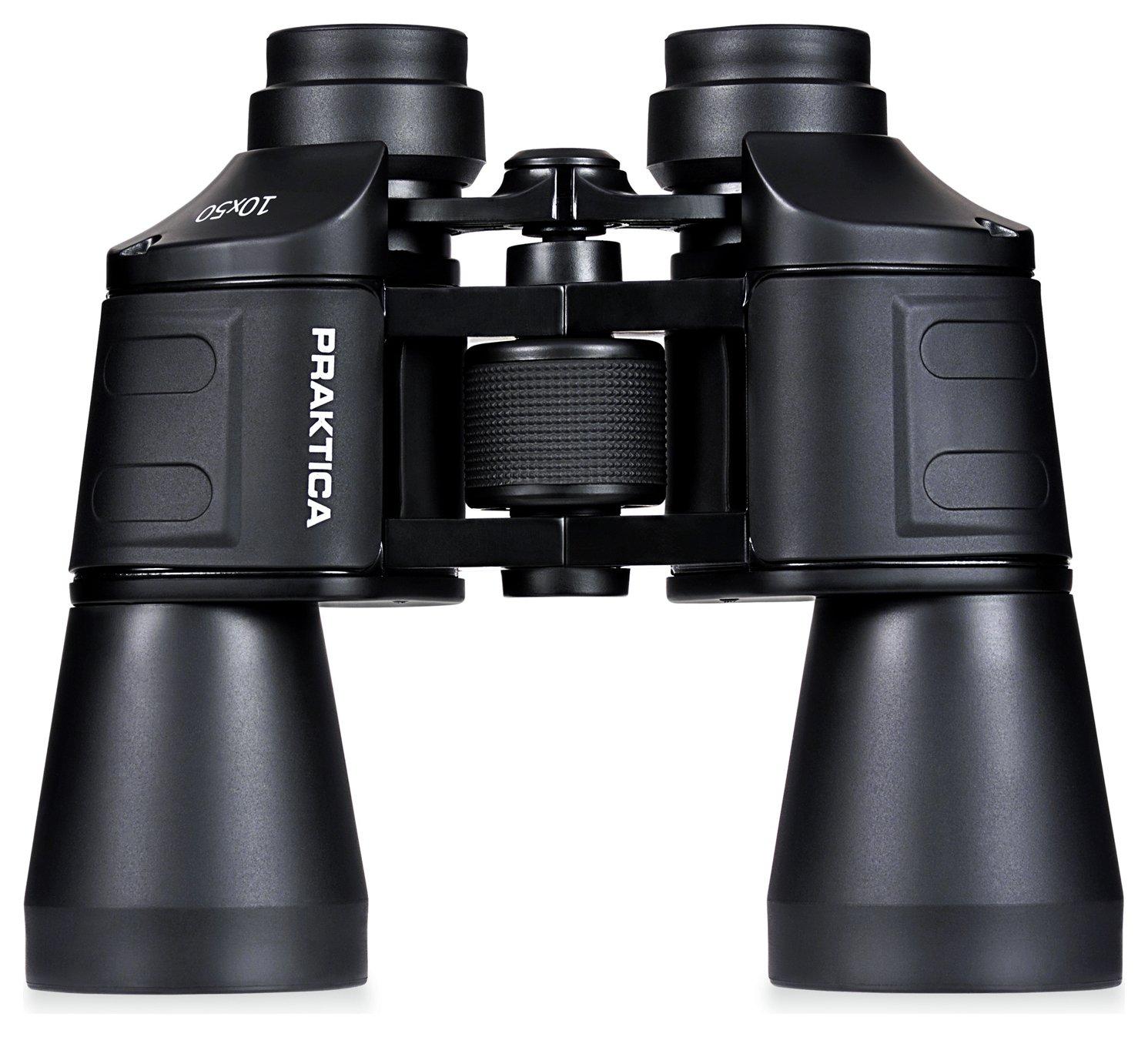 Praktica Falcon 10x50mm Binoculars.