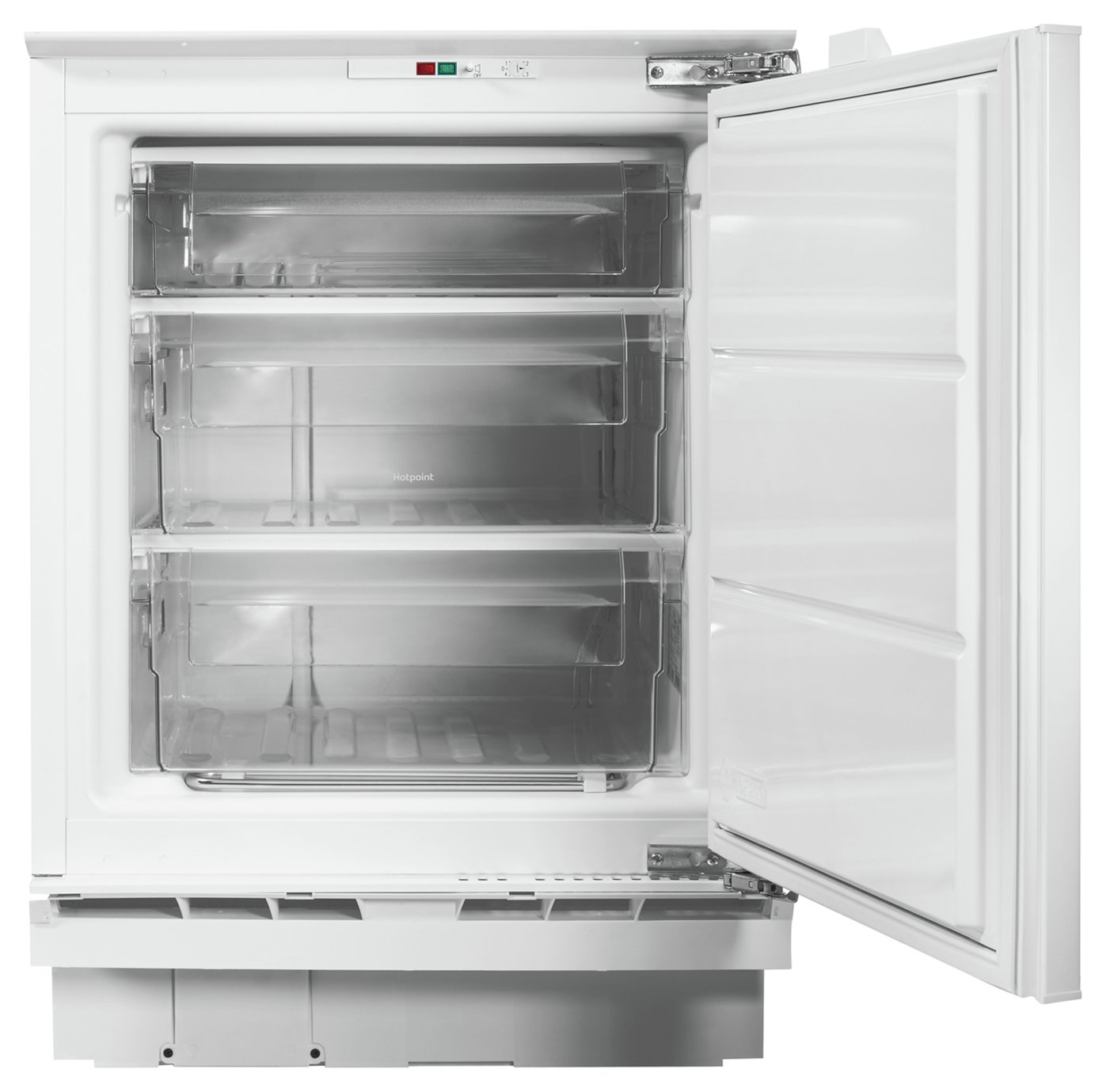 Hotpoint HZA1 Built-In Freezer - White.