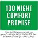 Buy Silentnight 1000 Pocket Luxury King Size Mattress