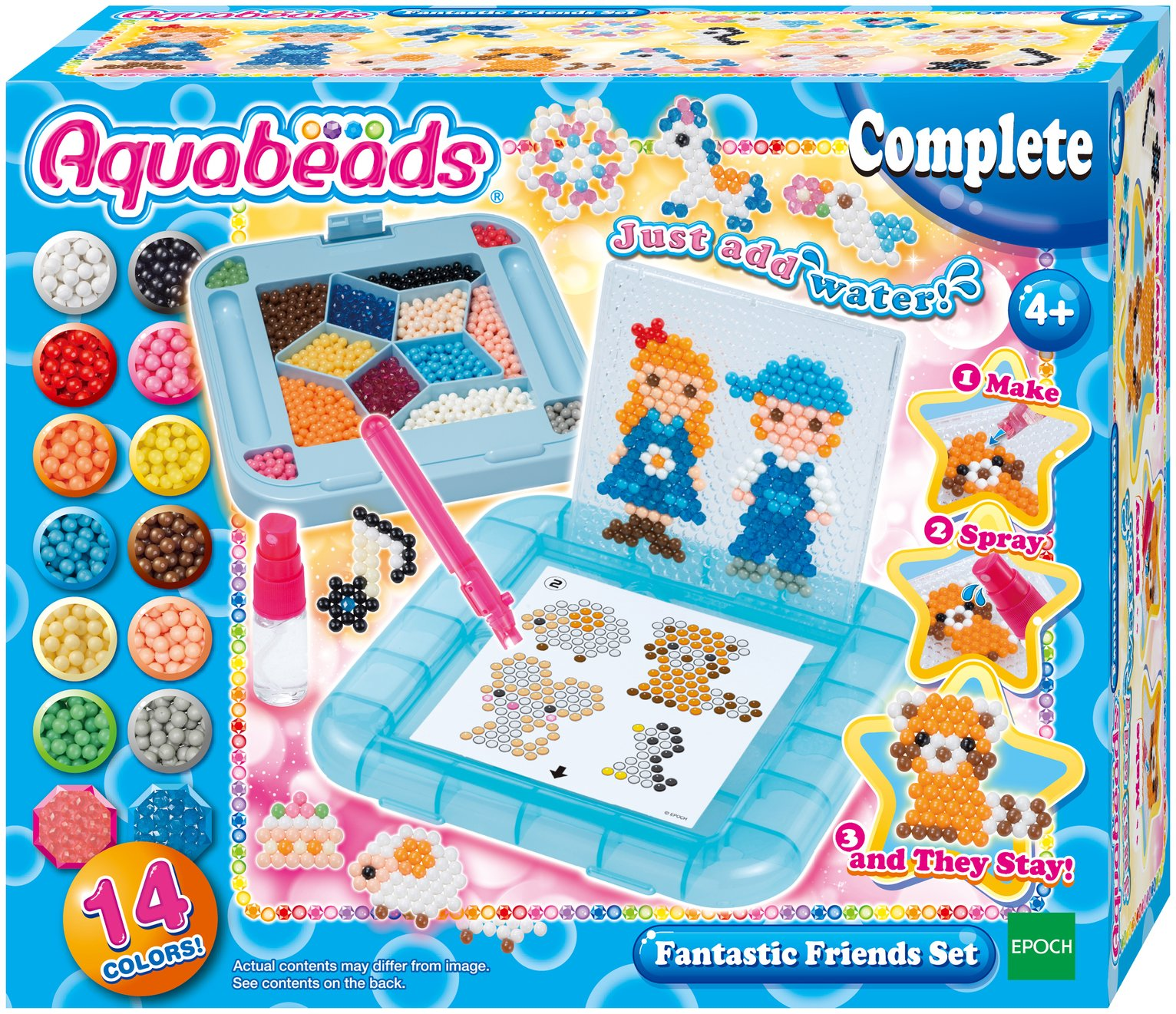 Image of Aquabeads New Starter Set