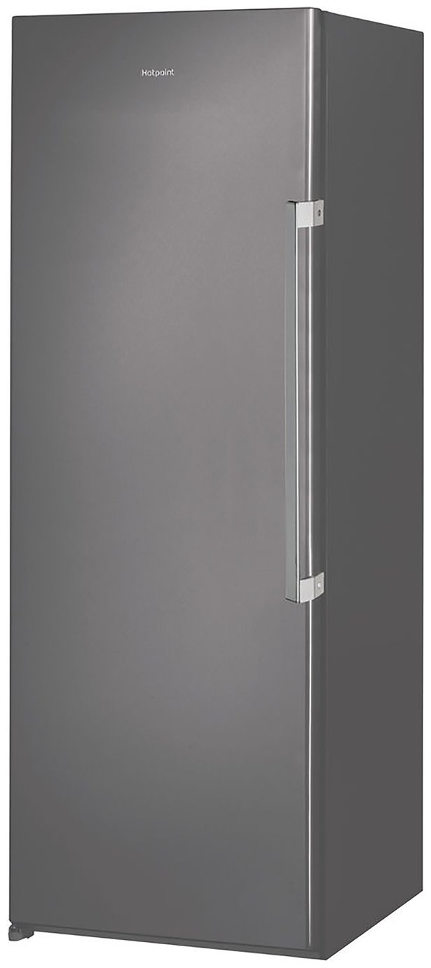 Hotpoint UH6F1CG Tall Freezer - Graphite.