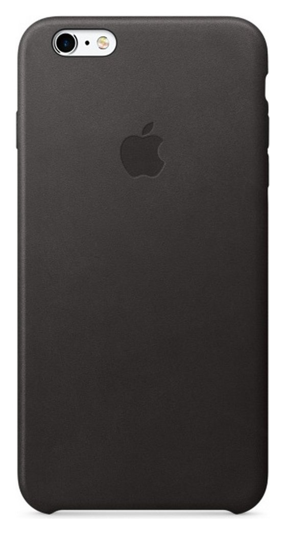 Buy Brand New Apple iPhone 66s Leather Case Black