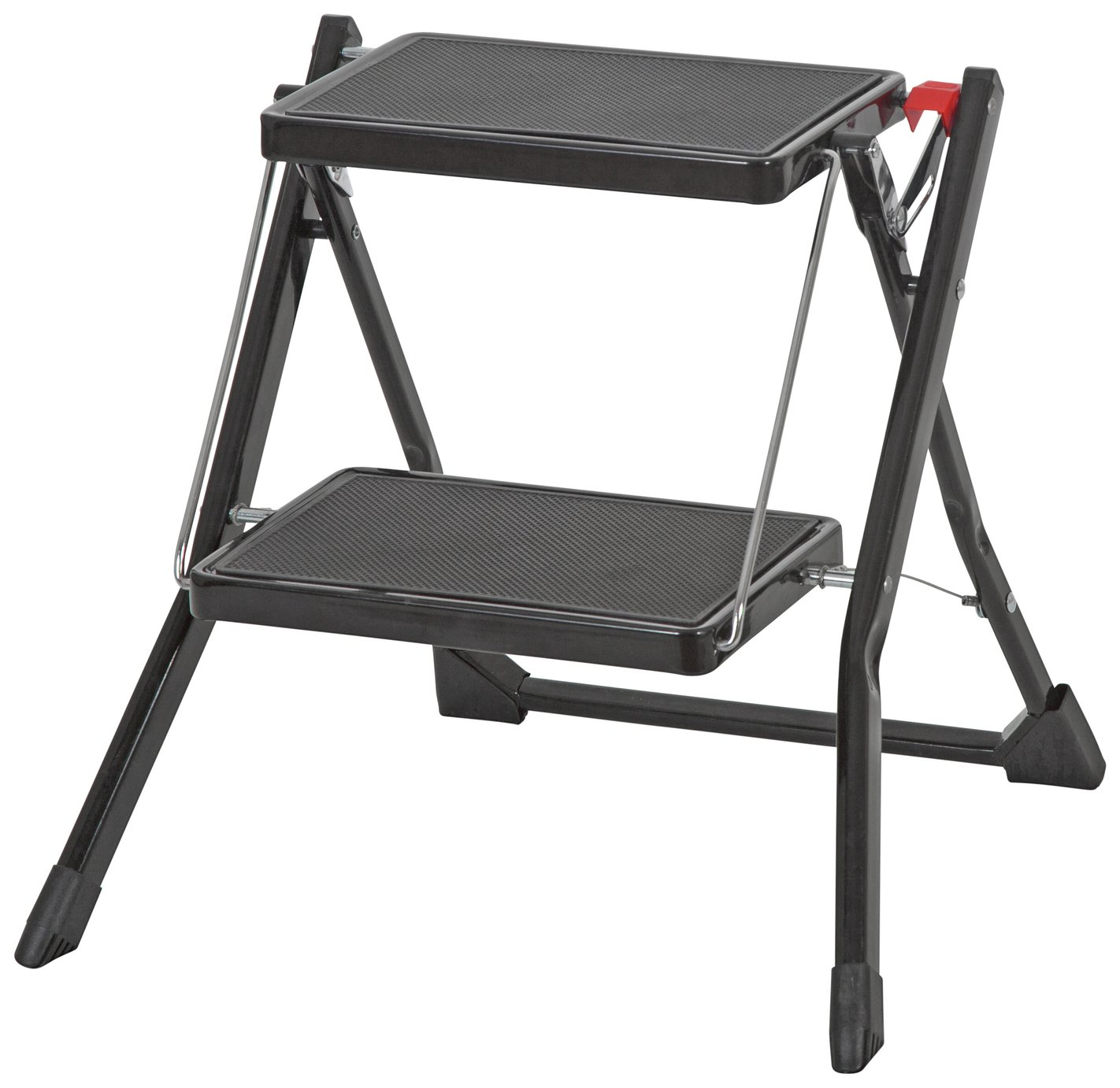 Abru 2 Step Compact Step Stool 2.20m Reach Height*  sc 1 st  Argos : compact step stool - islam-shia.org