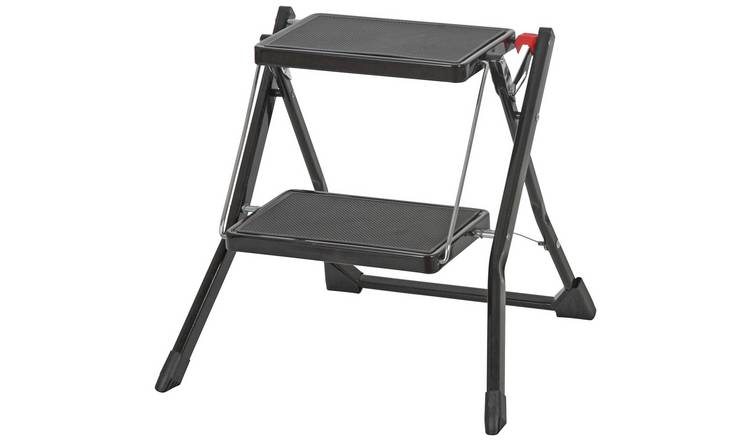 Fabulous Buy Abru 2 Step Compact Stepstool 2 20M Swh Ladders And Step Stools Argos Bralicious Painted Fabric Chair Ideas Braliciousco