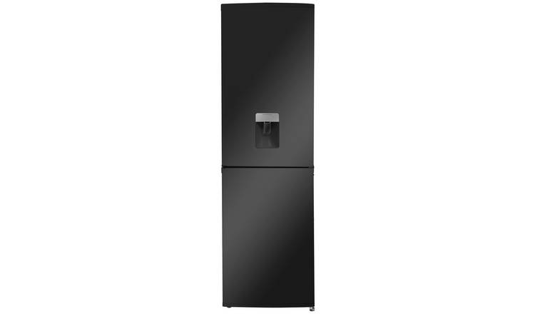Hoover HFF195BWK Fridge Freezer with Water Dispenser
