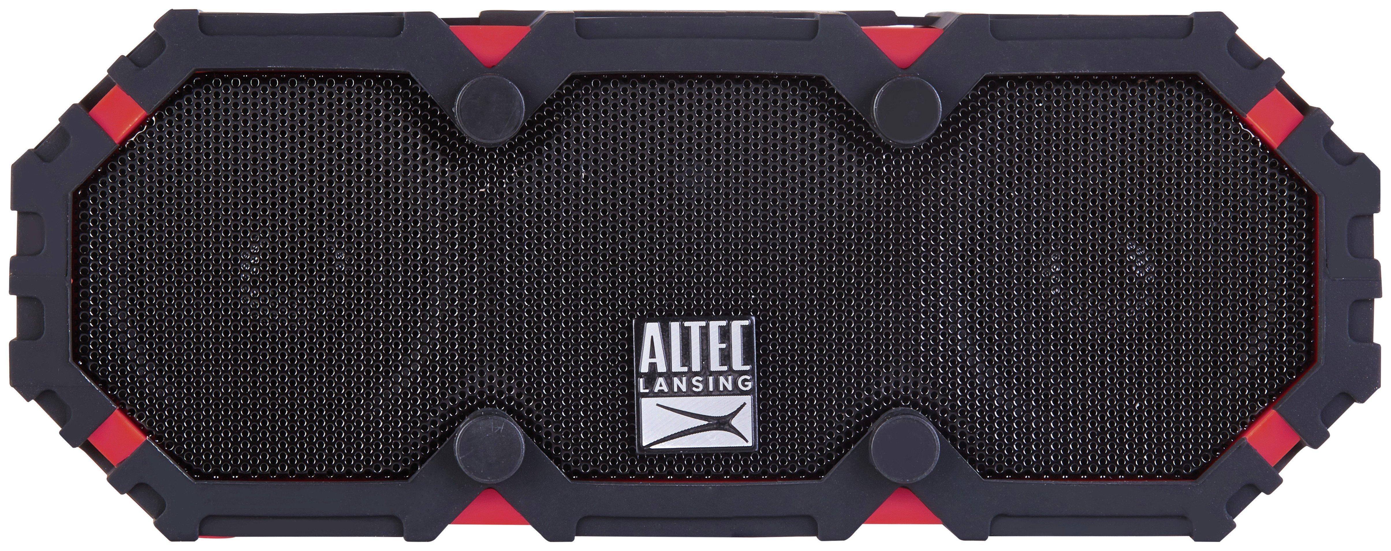 Image of Mini Life Jacket III Portable Wireless Speaker - Red