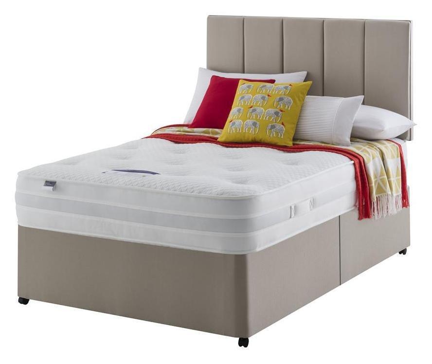 Silentnight Walton 1200 Luxury Divan Bed - Superking