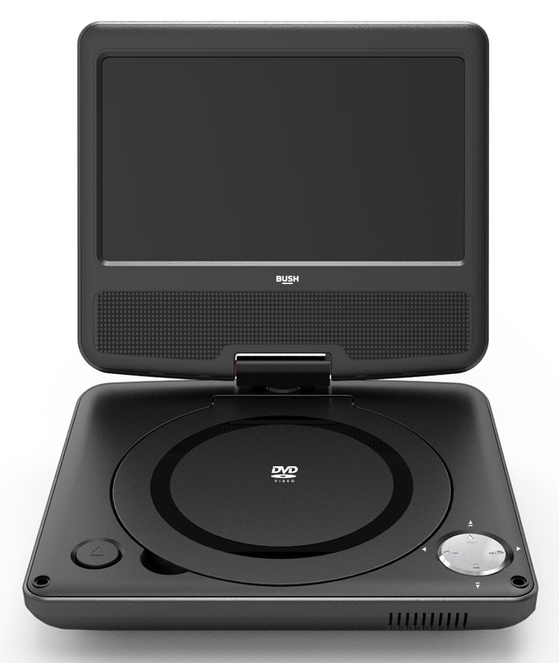 Image of Alba 7 Inch Portable DVD Player