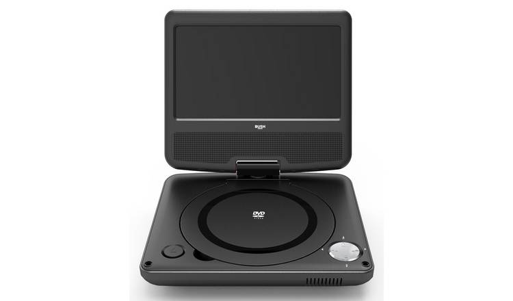 Bush 7 Inch Portable In - Car DVD Player - Black