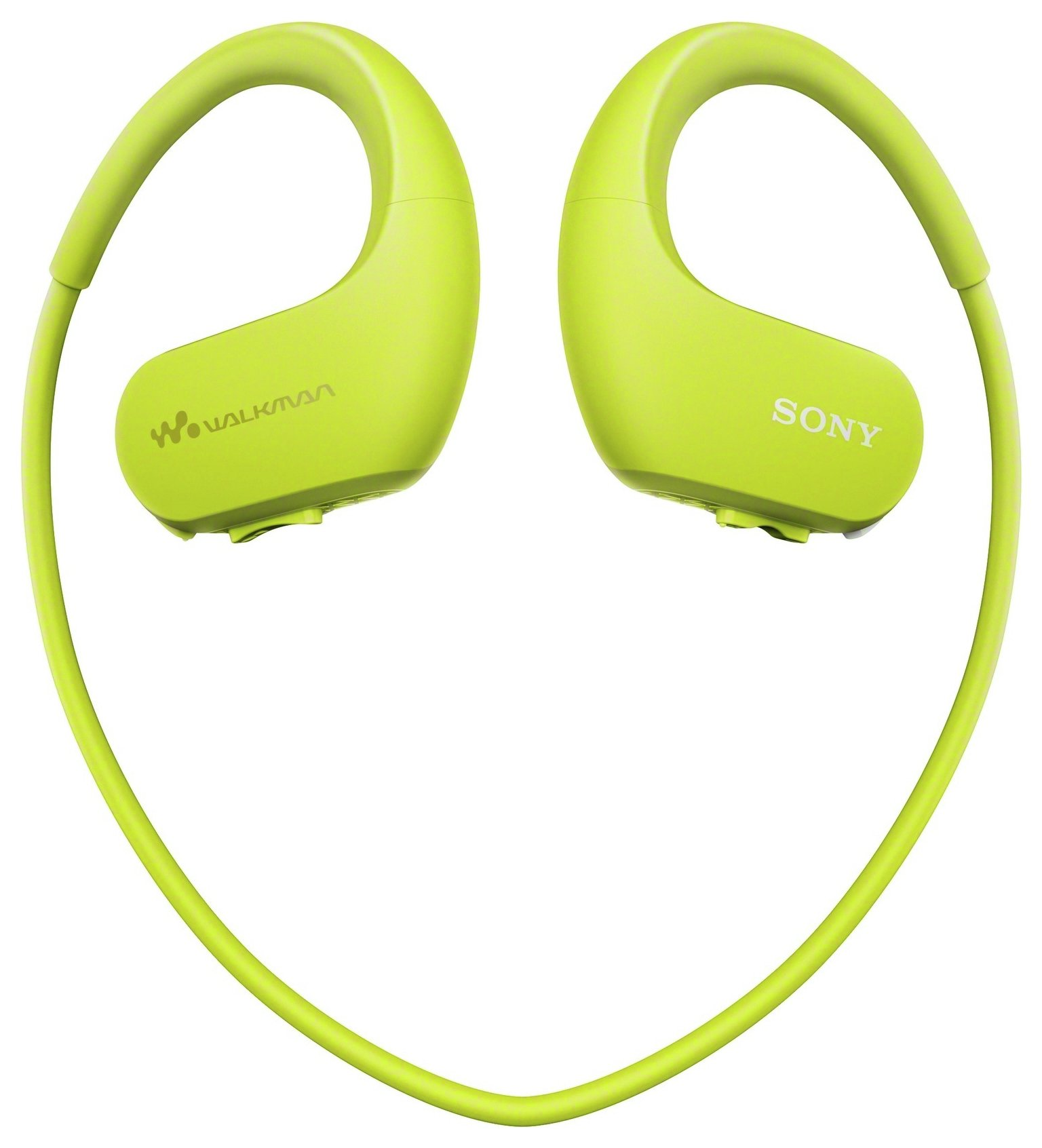Sony - NW-WS413 Sports 4G Waterproof Walkman - Green