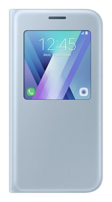 Samsung A5 2017 S View Stand Cover - Blue.