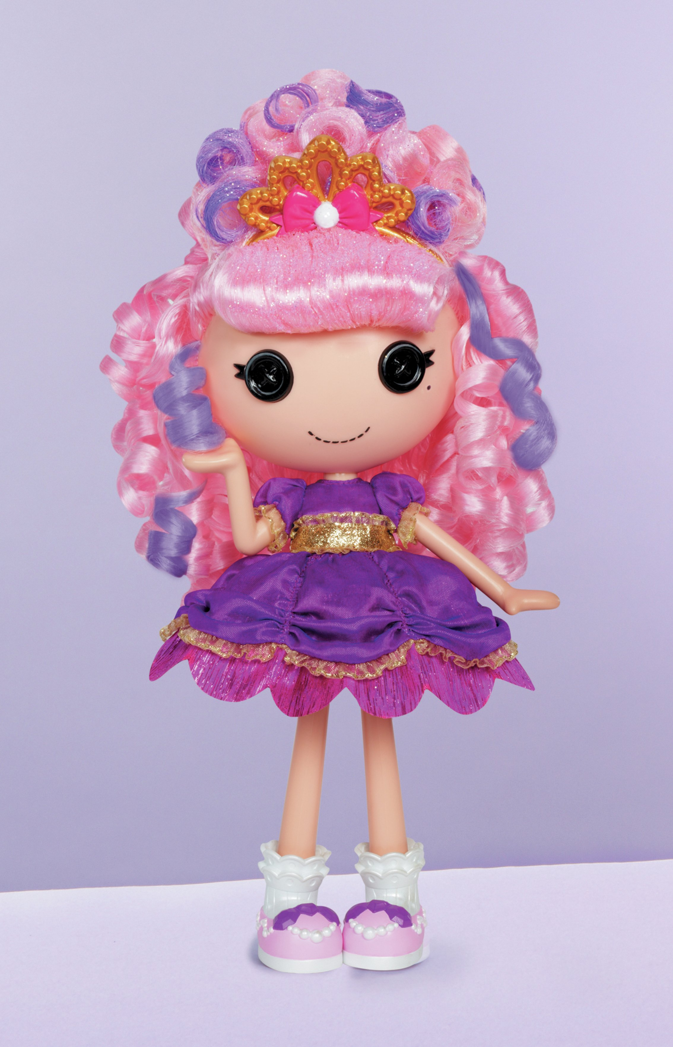 Buy Lalaloopsy Glitter Makeover Doll at Argos.co.uk - Your Online ...