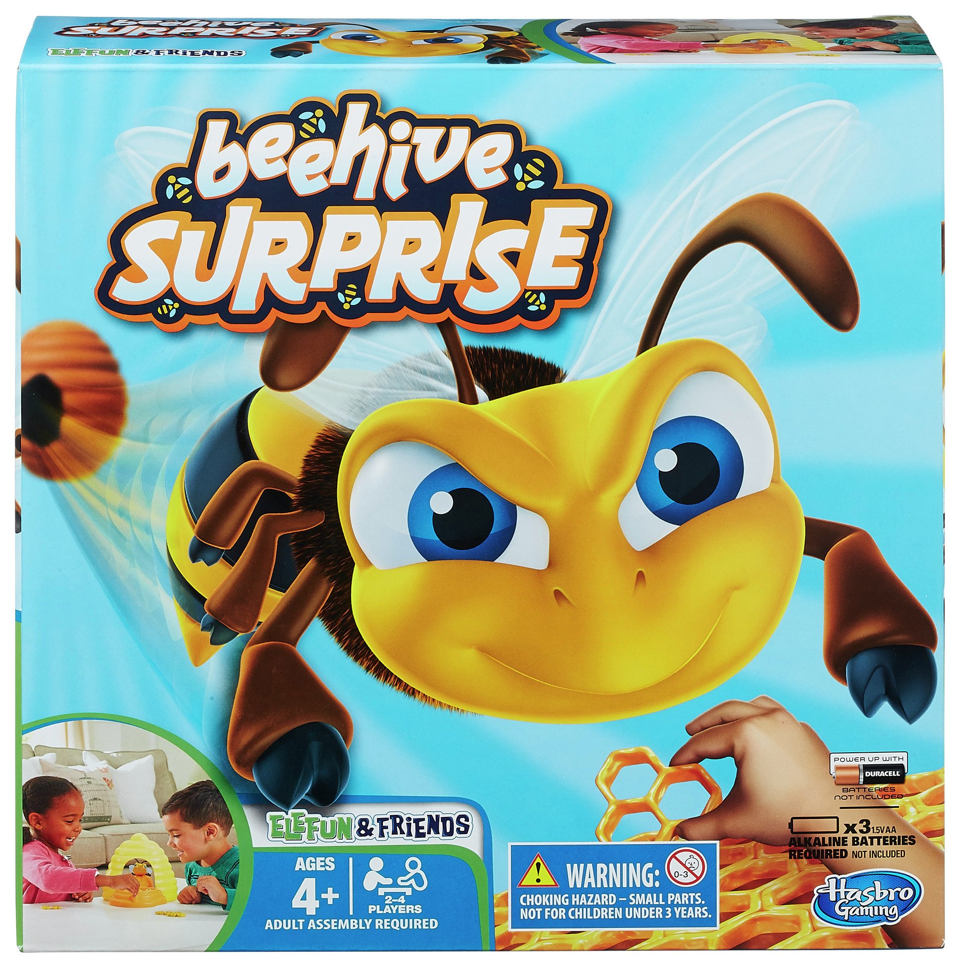 Image of Beehive Surprise from Hasbro - Game.