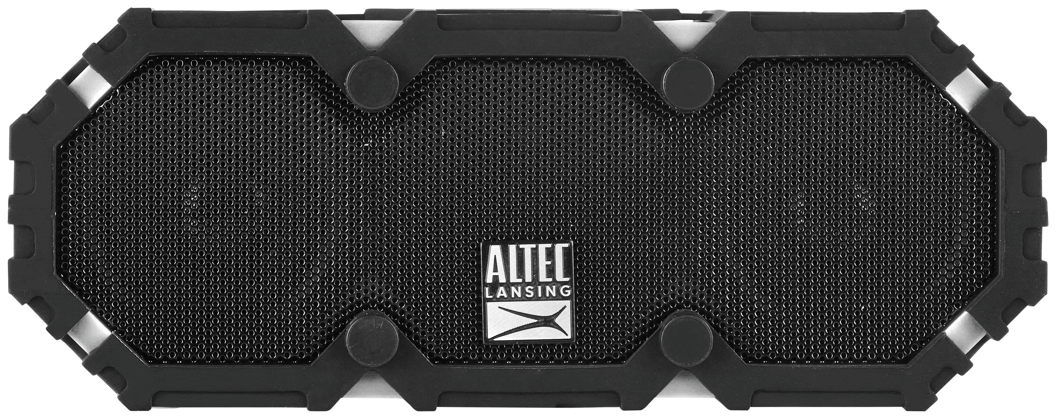 Altec Mini Life Jacket III Wireless Protable Speaker - Black