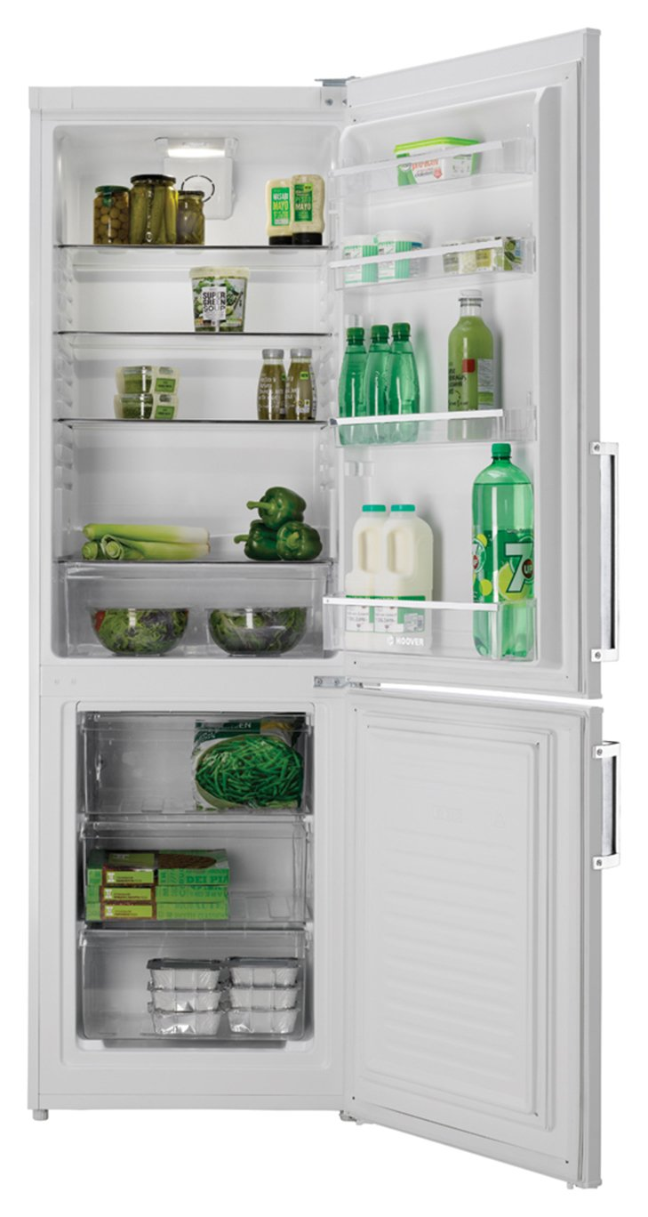 Hoover HVBF6182WFHK Fridge Freezer.