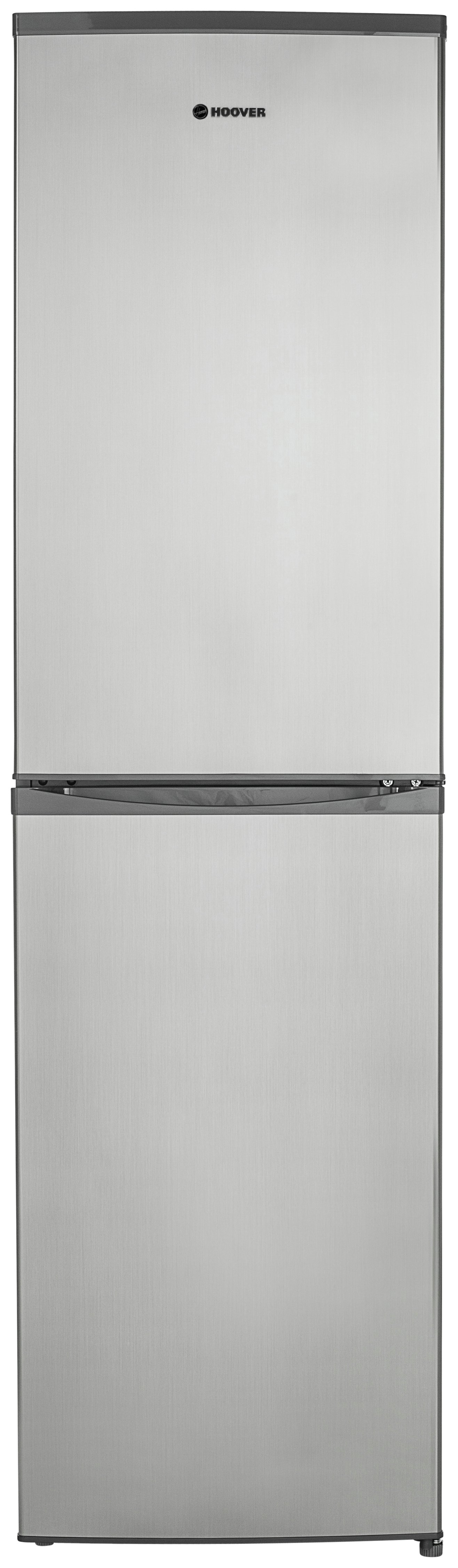 Hoover HFF195XK Fridge Freezer - Stainless Steel