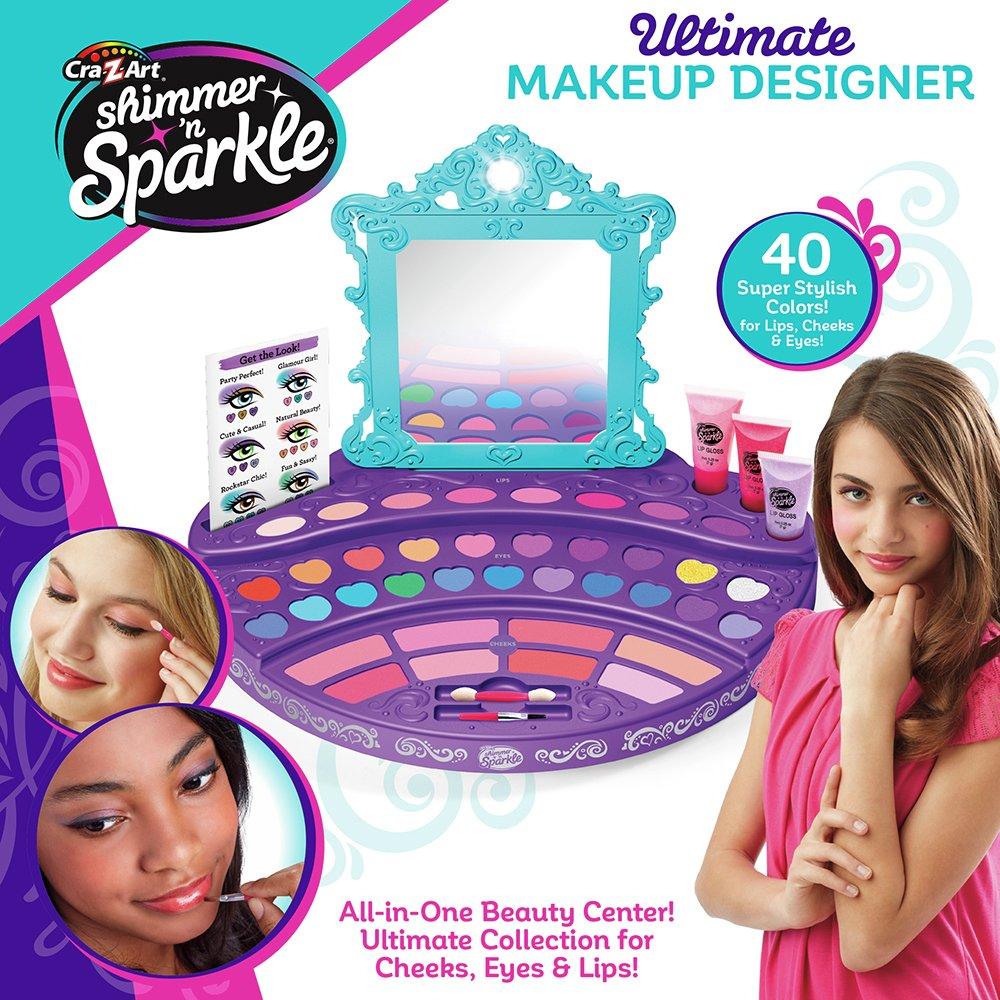 Image of Shimmer 'n' Sparkle Ultimate Make Up Studio