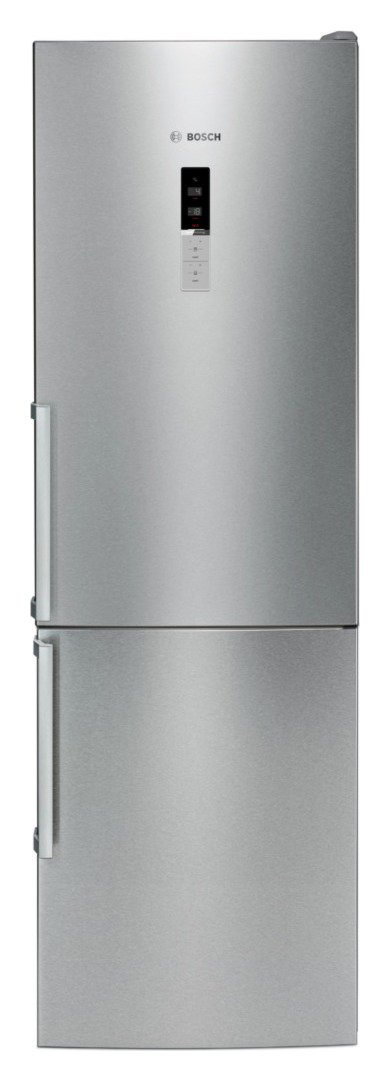 Bosch KGN36HI32 Fridge Freezer - Silver