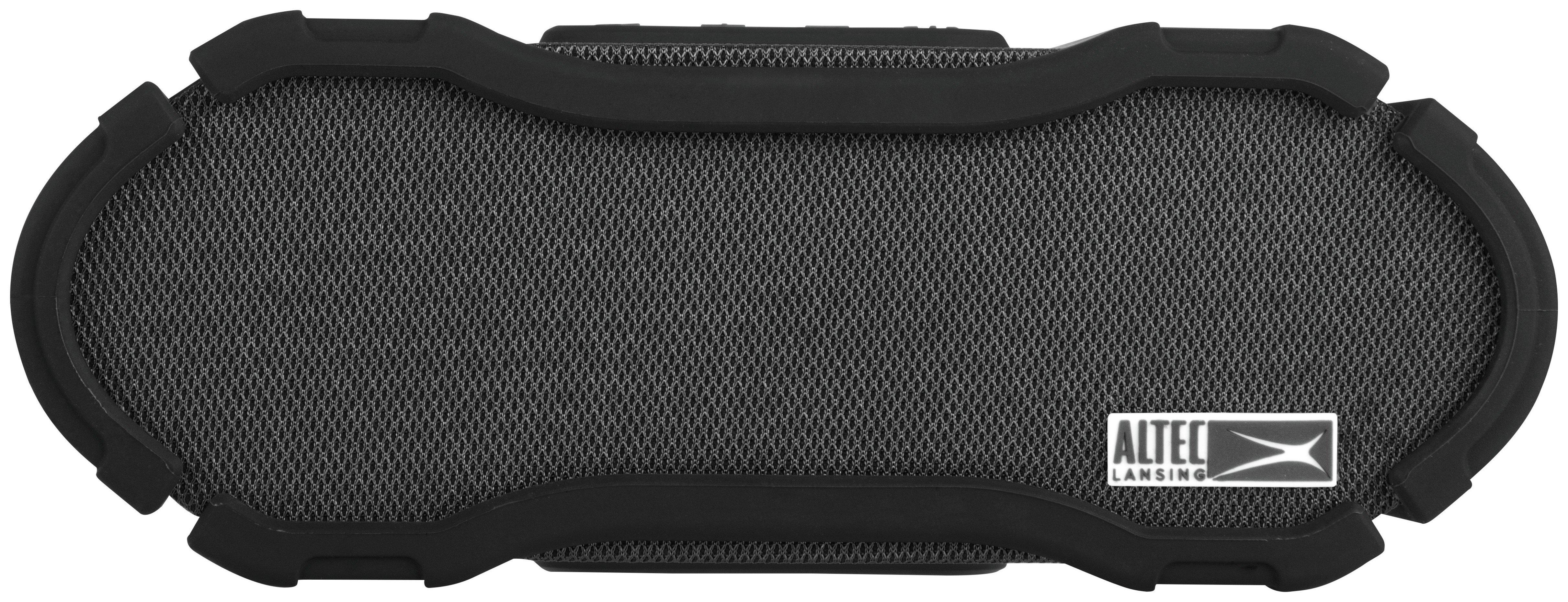 Altec Mini Boom Jacket Portable Wireless Speaker - Black.