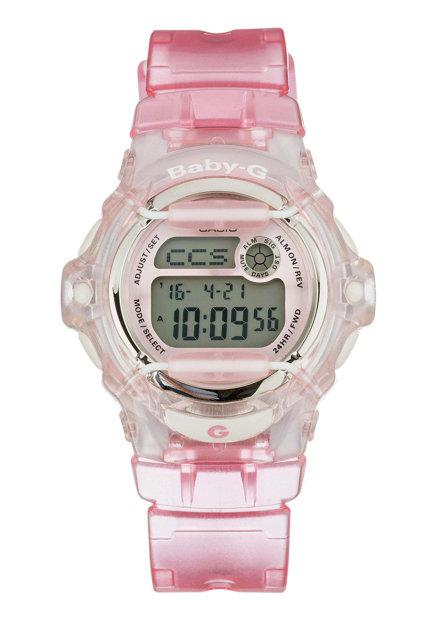 Image of Casio - Baby-G BG-169R-4ER World Time Telememo Digital - Watch