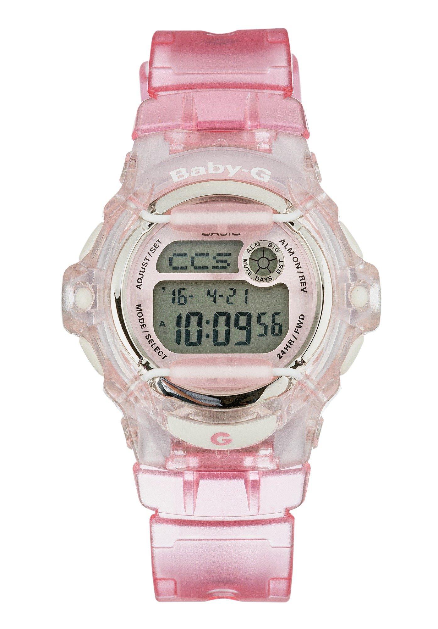 Casio Baby-G BG-169R-4ER World Time Telememo Digital Watch