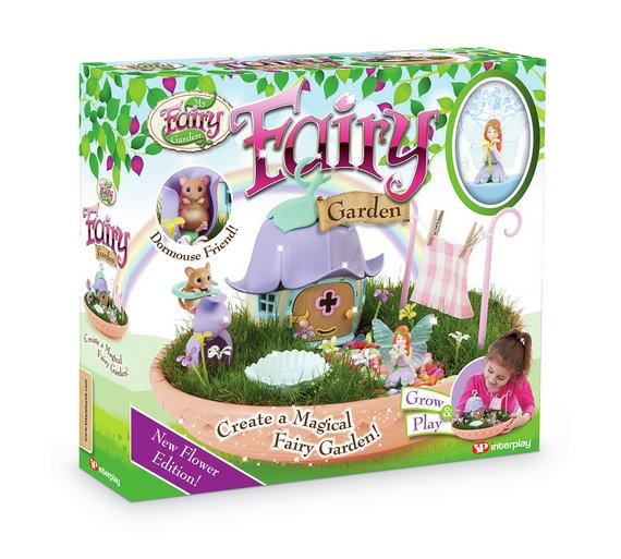 my fairy garden fairy garden playset - Fairy Garden Images