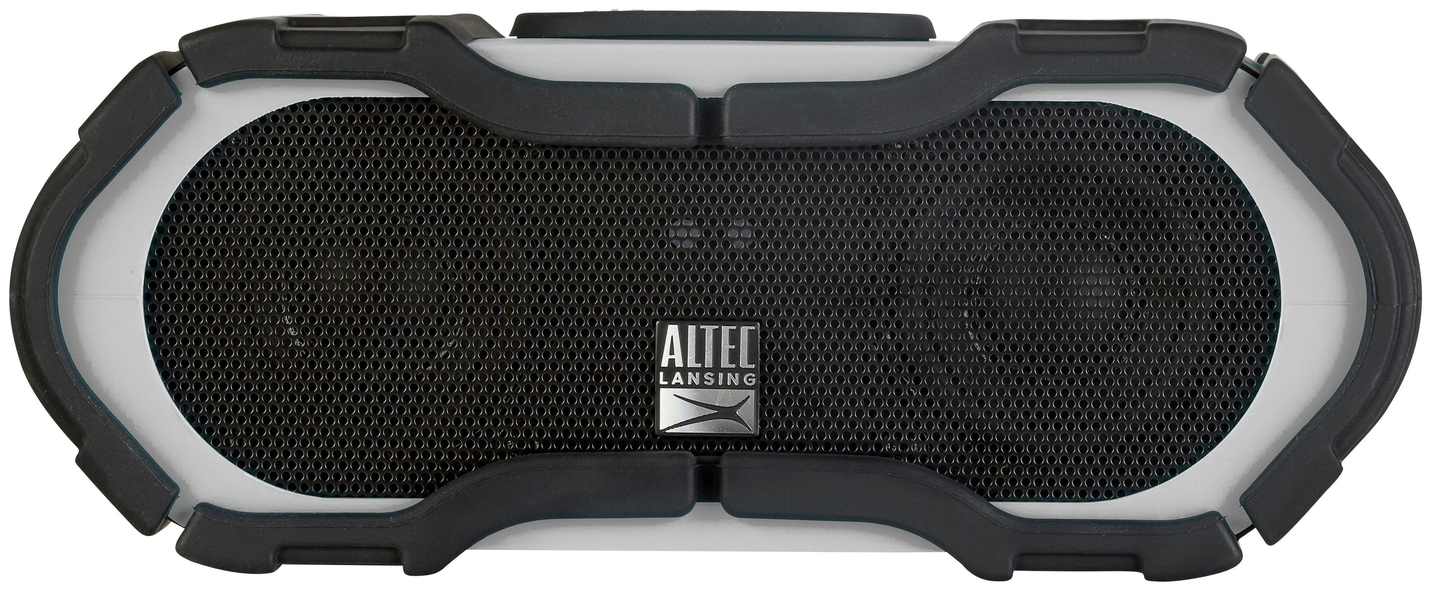 Altec Mini Boom Jacket Wireless Portable Speaker - White