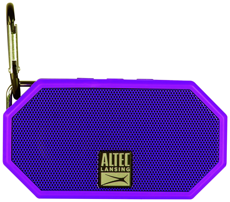 Image of Mini H2O II Wireless Portable Speaker - Purple