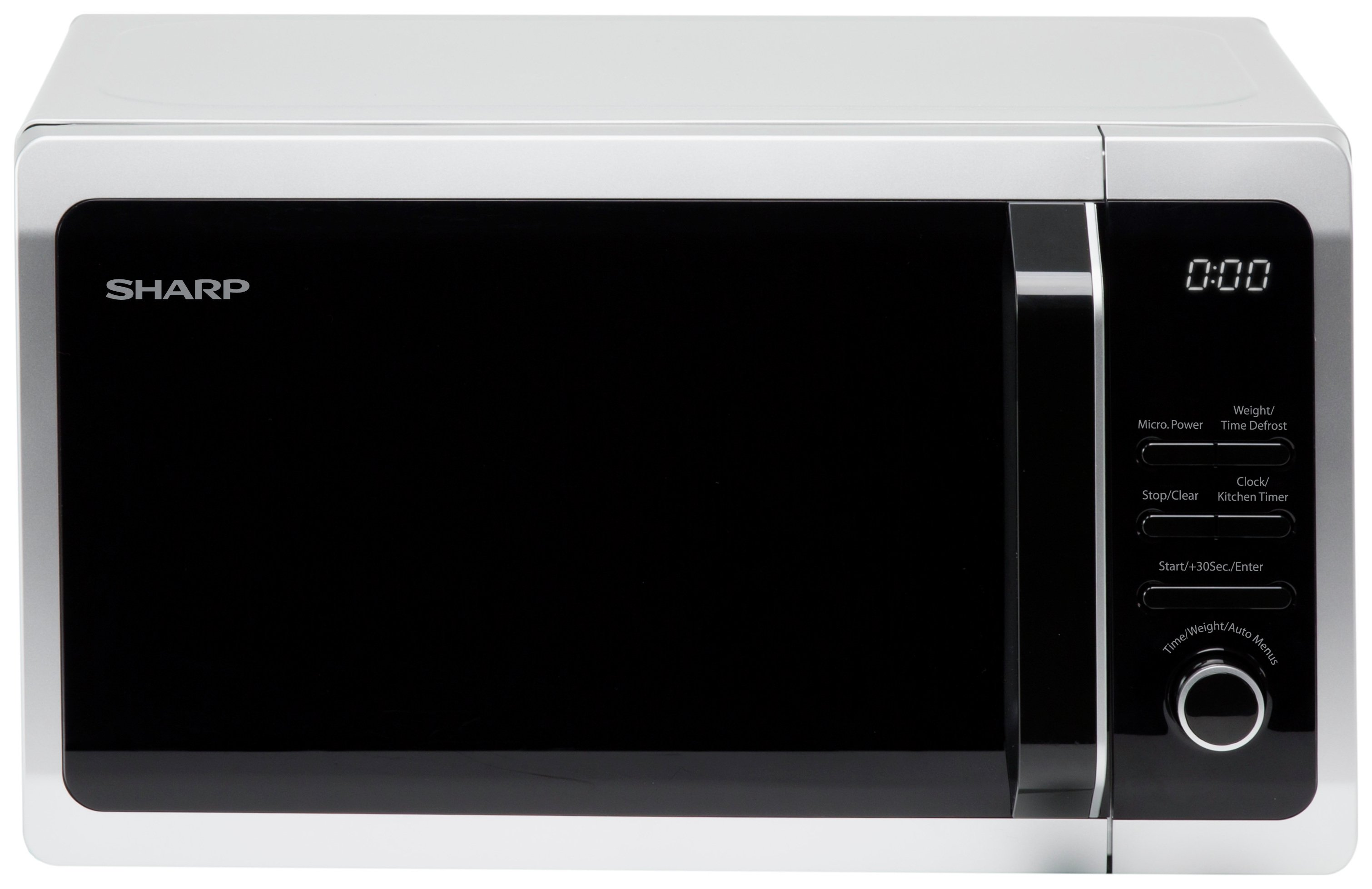 Sharp - Microwave - R274SLM 20L 800W - Silver
