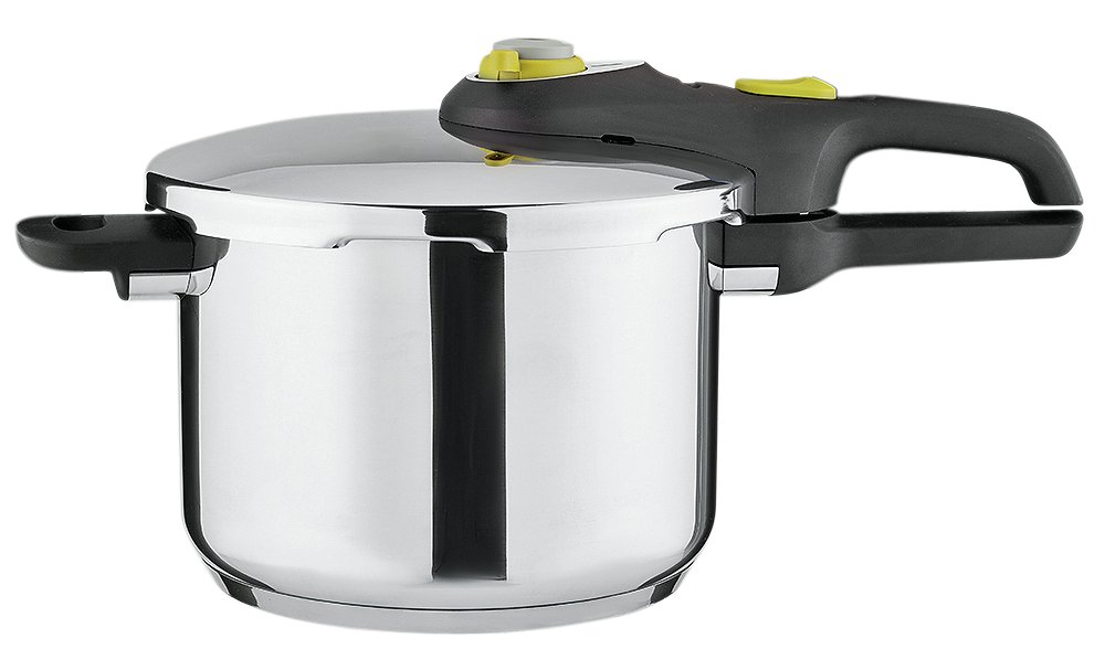 tefal 6 litre stainless steel pressure cooker. Black Bedroom Furniture Sets. Home Design Ideas