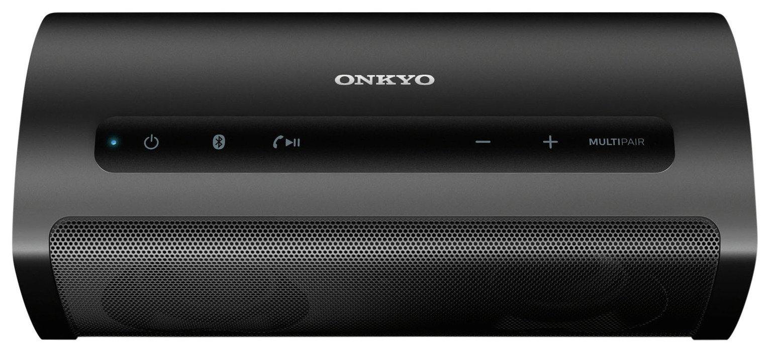 onkyo bluetooth. onkyo x6 bluetooth speaker - black