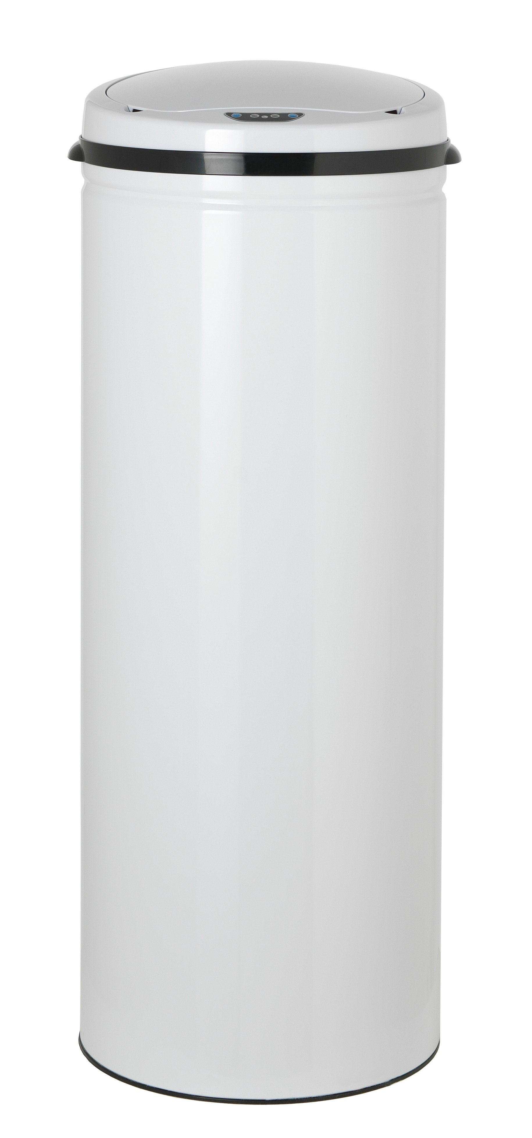 White Kitchen Bin buy russell hobbs 50l kitchen sensor bin - white at argos.co.uk