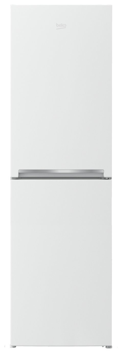 Beko CFG1582W Fridge Freezer - White Best Price, Cheapest Prices