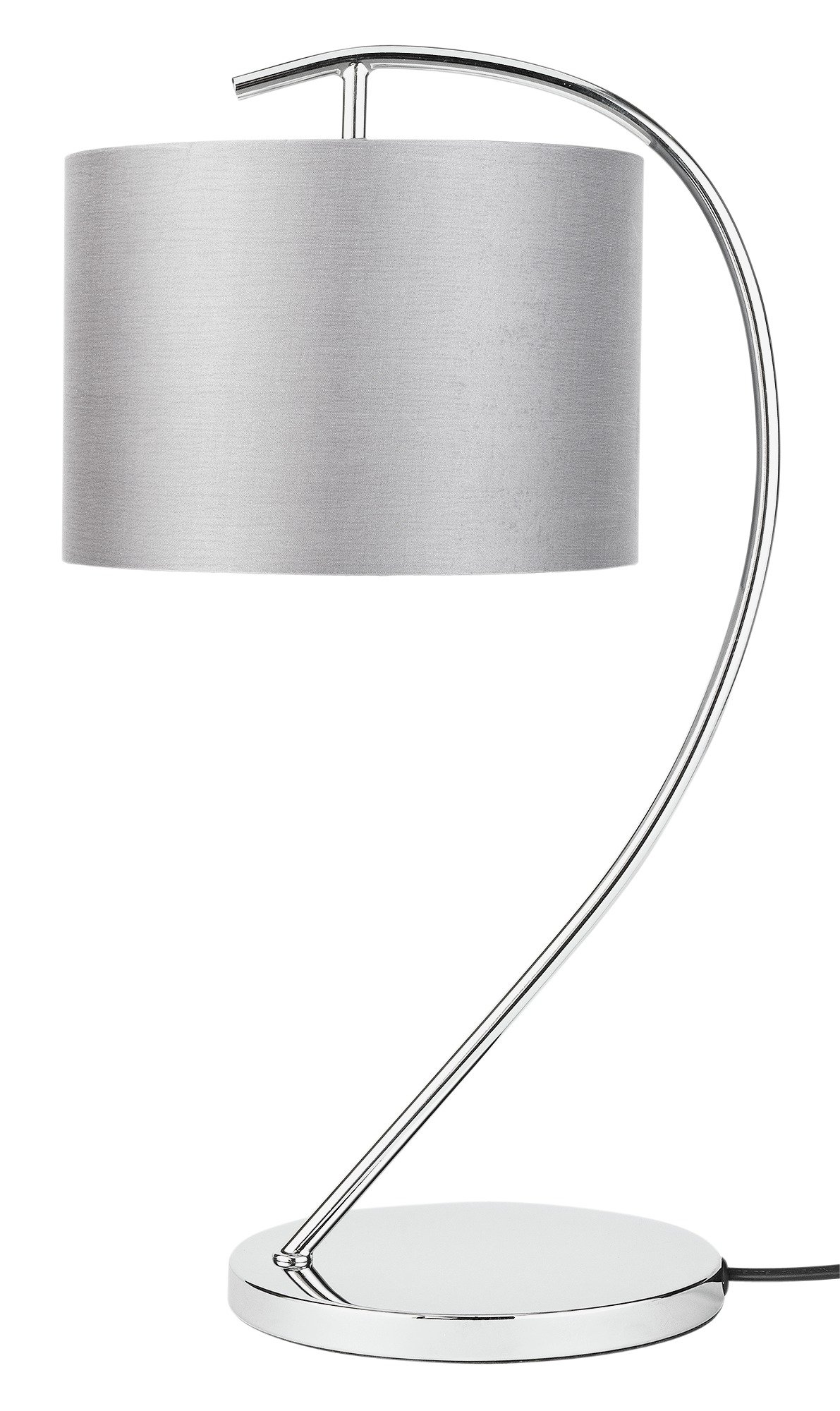 Heart of House - Bourne - Table Lamp - Grey